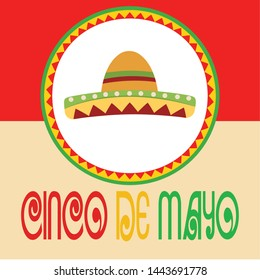 Cinco de Mayo background with some special objects