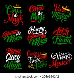 Mexico party stock vectors images vector art shutterstock cinco de mayo hand drawn calligraphy lettering for mexican holiday greeting card cinco de mayo m4hsunfo Image collections