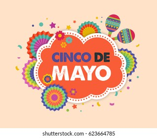 picture about Cinco De Mayo Printable Decorations named Mexican Fiesta Photos, Inventory Photographs Vectors Shutterstock