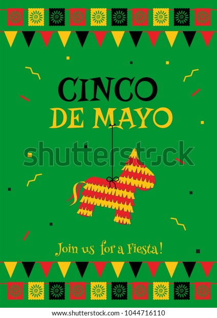 Cinco De Mayo Template from image.shutterstock.com