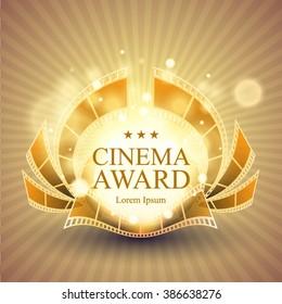 Cinema award banner
