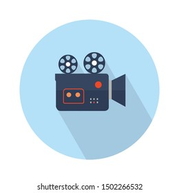 cinema Camera record icon - From Multimedia, Camera and Photography icons set