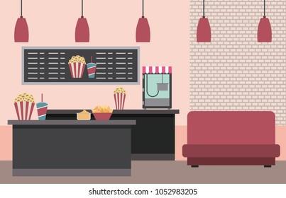 cinema interior image