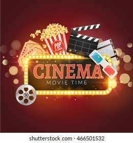 Popcorn Time Stock Illustrations, Images & Vectors | Shutterstock