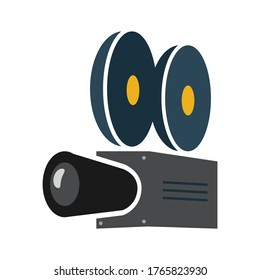 cinema projector icon - From Movie and film icons set
