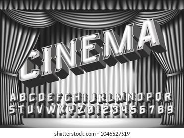 Old Movie Style Images Stock Photos Vectors Shutterstock