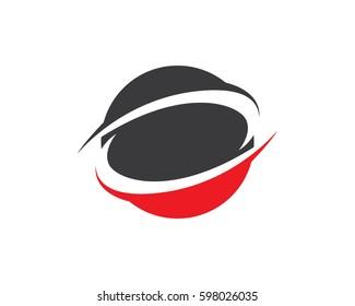 Circle business logo