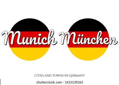 Imágenes, fotos de stock y vectores sobre German State