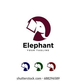 circle elephant
