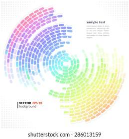 Circle Pattern - Illustration