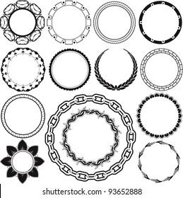 Circle & Ring Designs