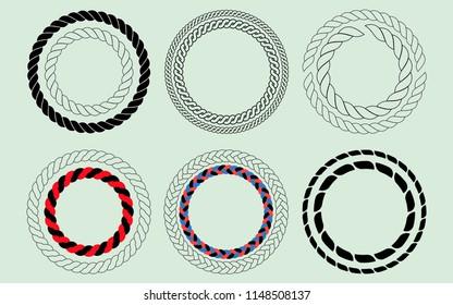 Circle Rope Set