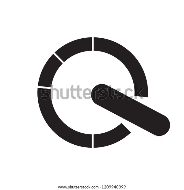 circle slash logo vector stock vector royalty free 1209940099 shutterstock