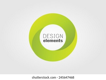 Circle  vector design element