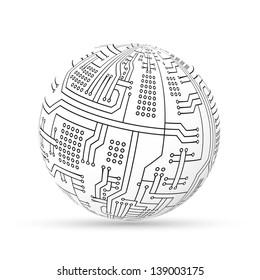 Circuit ball