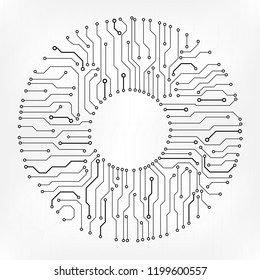 royalty free pcb images stock photos vectors shutterstock PCB Circuit Design circuit board technology information pattern concept vector background grayscale color abstract pcb trace data infographic