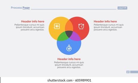 Circular Diagram Slide Template