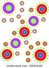 Circular Pattern Design