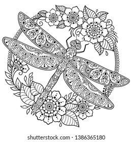 Dragonfly Coloring Pages – coloring.rocks! | 280x260