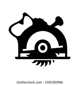 circular saw icon - From Working tools, Construction and Manufacturing icons, equipment icons