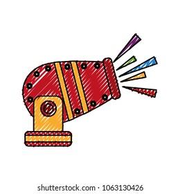 circus cannon entertainment icon