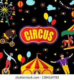 Carnival CLOWN Dartboard Game Birthday Party Circus