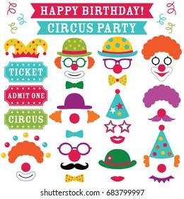 Circus Clown Images, Stock Photos & Vectors | Shutterstock