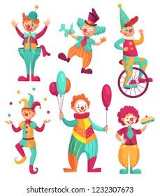 Images Photos Et Images Vectorielles De Stock De Clown Shutterstock