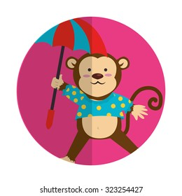 circus entertainment design, vector illustration eps10 graphic