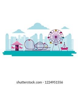 circus fun fair carnival