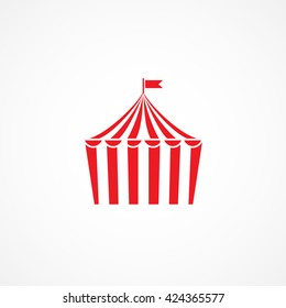 circus icon eps10 vector eps jpg picture flat app web art