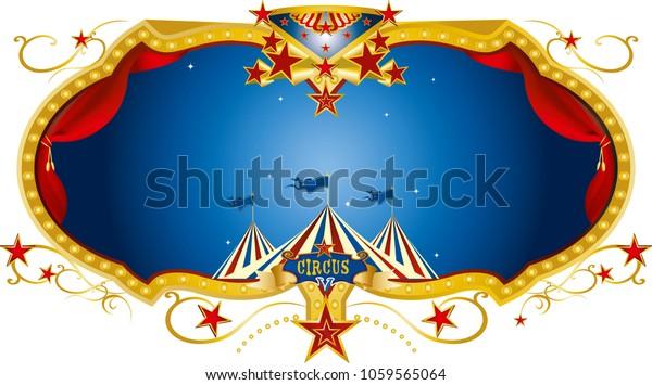 Une étiquette de cirque pour vous