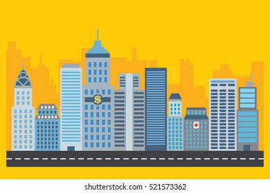 city building skycraper