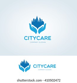 City Care Logo Template
