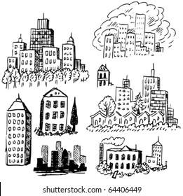 City Doodles