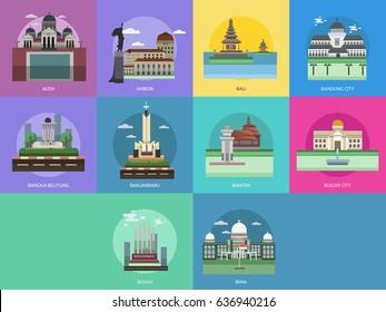 City of Indonesia Conceptual Design