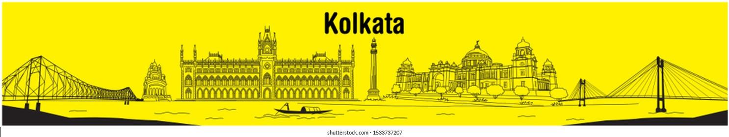 City of Joy Kolkata, Calcutta