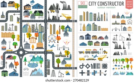 Town Map Symbols Images, Stock Photos & Vectors | Shutterstock
