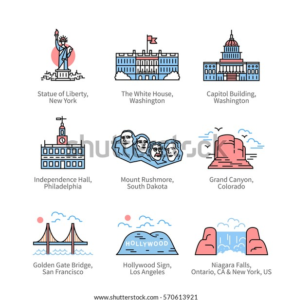 Tourist Attractions In United States Of America