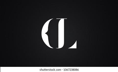 CL Letter Logo Design Template Vector