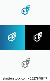 CL Logo / CL Letter For Technology and Education Company