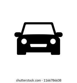 Classic Car Icon Vector