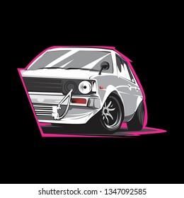 classic car japan