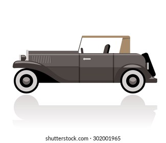 classic car, old timer