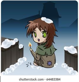 Classic Children's Stories - Little Match Girl