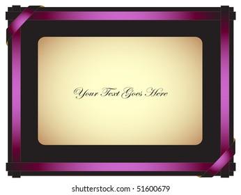 Classic greeting card