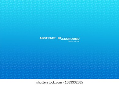 Classic and Luxury gradient blue background with fading bubbles or dot pattern. Modern and Simply background design in EPS10 vector illustration.