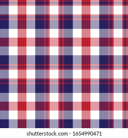 Classic Modern Plaid Tartan Seamless Pattern for shirt printing, fabric, textiles, jacquard patterns, backgrounds and websites
