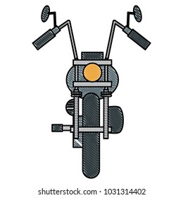 Classic motorcycle design