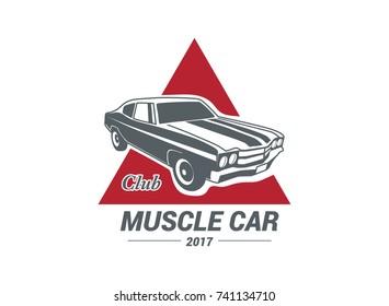 Ready Use Template Sports Car Logo Stock Vector Royalty Free